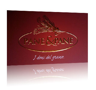 Embossed Copper Cards