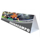 Perimetral Advertising Boards for stadiums and sports events