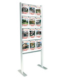 Expo - Display for real estate agencies