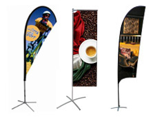 DROP FLAGS,SAIL FLAGS, RECTANGULAR FLAGS WITH BASE AND TELESCOPIC POLE