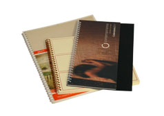 PRINT JOURNALS, MAGAZINES, BROCHURES AND SPIRAL BINDING
